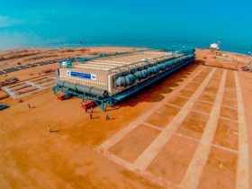 Yanbu Power and Desalination Plant Water Middle East