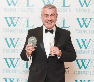 David Merritt Thought Leader Who's Who Legal Awards 2018