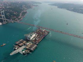 Pioneering Spirit Allseas Oil and Gas Offshore